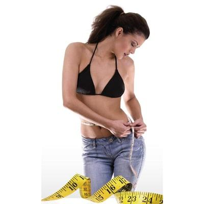Massage with Lipo Cell helps to firm and tone the body, aiding slimming efforts