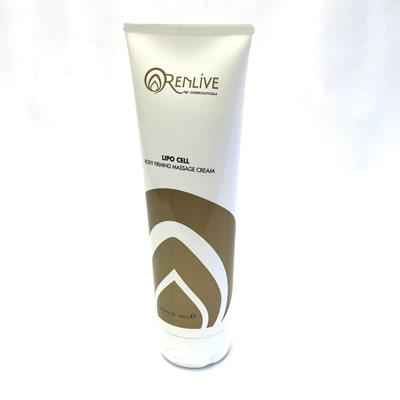 Renlive Lipo Cell Body Firming Massage Cream 250 ml tube
