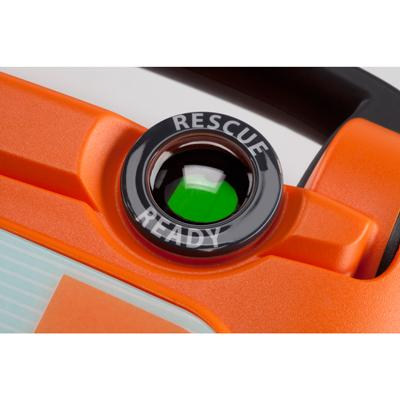 Powerheart G5 AED Rescue Ready Indicator