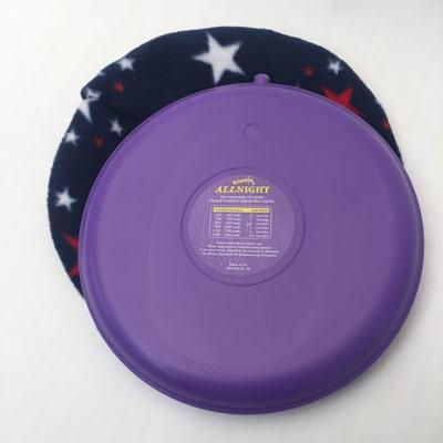 Image of Scottie AllNight Hot Bottle disc and cover