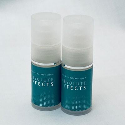 Image of 2 x 15 ml bottles of Sensitive Balance Serum