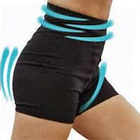 EVB Sport Pelvic Support Pants help prevent urine leaks during activitiesing
