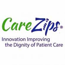 Image of CareZips for Patient Dignity logo