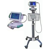 Image of the AvantSonic Z3 portable and on the trolley