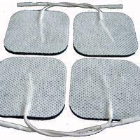 Image of skin electrodes
