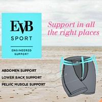 EVB Sport Pelvic Support Garments