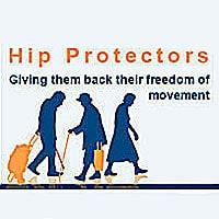 Hip Protectors prevent fall related hip fractures.
